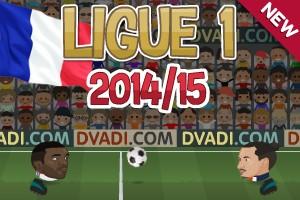 Football Heads: 2014-15 Ligue 1