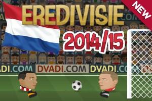 Football Heads: 2014-15 Eredivisie