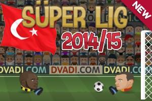 Football Heads: 2014-15 Süper Lig - Play on Dvadi