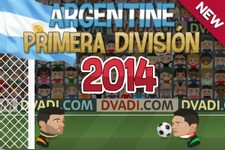Football Heads: 2014 Argentine Primera Division