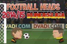 Football Heads: 2014-15 Bundesliga