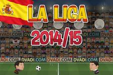 Football Heads: 2014-15 La Liga