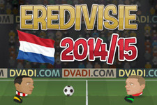 Football Heads: 2014-15 Eredivisie