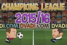 Football Heads: 2015-16 Champions League