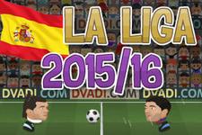 Football Heads: 2015-16 La Liga