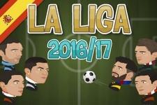 Football Heads: 2016-17 La Liga