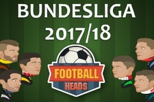 Football Heads: 2017-18 Bundesliga