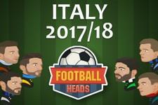Football Heads: 2017-18 Italy