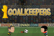 Football Heads: Goalkeepers