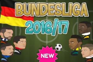 Football Heads: 2016-17 Bundesliga