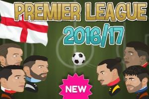 Football Heads: 2016-17 Premier League - Play on Dvadi