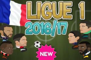 Football Heads: 2016-17 Ligue 1