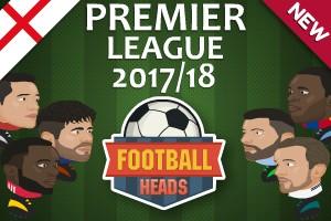 Football Heads: 2017-18 Premier League