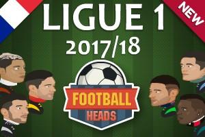 Football Heads: 2017-18 Ligue 1