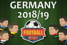 Football Heads: 2018-19 Germany