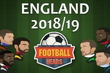 Football Heads: 2018-19 England