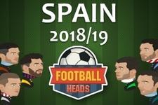 Football Heads: 2018-19 Spain