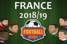 Football Heads: 2018-19 France