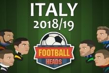 Football Heads: 2018-19 Italy