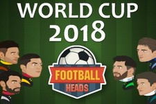 Football Heads: World Cup 2018