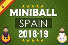 Miniball: 2018-19 Spain