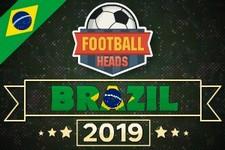 Football Heads: Brazil 2019