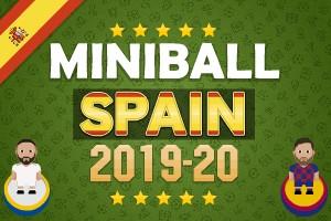 Miniball: Spain 2019-20 - Play on Dvadi