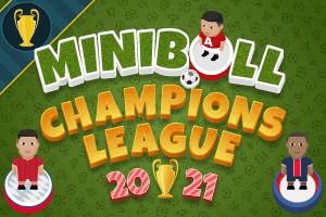 Miniball: Champions League 2020-21 - Play on Dvadi