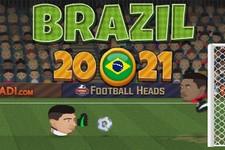 Football Heads: Brazil 2021